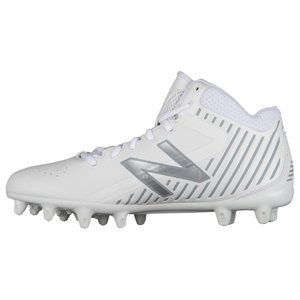 ニューバランス メンズ シューズ・靴 ラクロス Rush MID White|fermart