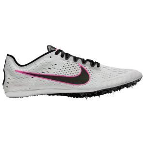 ナイキ Nike メンズ 陸上 シューズ・靴 Zoom Victory 3 Pure Platinu...