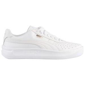 プーマ メンズ シューズ・靴 テニス GV Special + White/White|fermart
