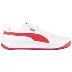 プーマ PUMA メンズ シューズ・靴 テニス GV Special + White/Ribbon Red|fermart