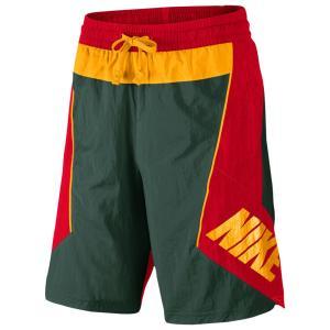 ナイキ Nike メンズ ボトムス・パンツ バスケットボール Throwback Shorts Fir/University Red/University Gold fermart