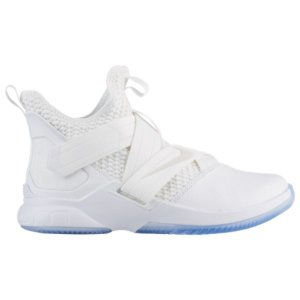 ナイキ メンズ シューズ・靴 バスケットボール Soldier XII SFG White/White fermart