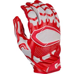 カッターズ Cutters メンズ グローブ アメリカンフットボール Rev Pro 3D 2.0 Receiver Gloves Red|fermart
