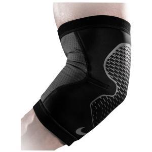 ナイキ ユニセックス サポーター フィットネス・トレーニング Pro Hyperstrong Elbow Sleeve 3.0 Black/Dark Grey|fermart