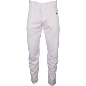 ナイキ メンズ 野球 ウェア ボトムス Nike Team Vapor Pro Pants White/Black fermart