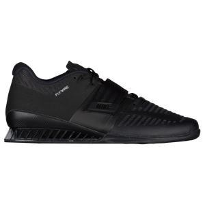 ナイキ メンズ シューズ・靴 フィットネス・トレーニング Romaleos 3 Black/Black/Hyper Crimson|fermart