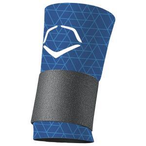 エボシールド メンズ サポーター 野球 Evoshield Evocharge Compression Wrist w/Strap Royal fermart