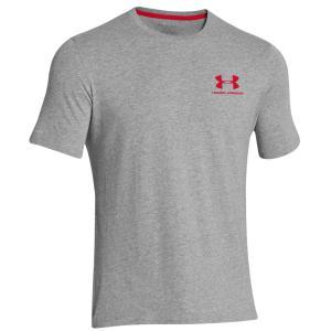 アンダーアーマー メンズ トップス Tシャツ Under Armour Sportstyle Left Chest Logo T-Shirt|fermart