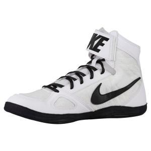 ナイキ メンズ シューズ・靴 レスリング Takedown 4 White/Black/White fermart