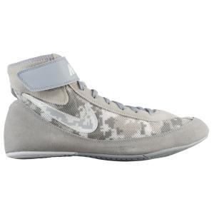 ナイキ メンズ シューズ・靴 レスリング Speedsweep VII Camoflauge Pure Platinum/Wolf Grey/White fermart