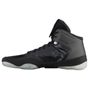 アシックス メンズ シューズ・靴 レスリング JB Elite III Black/White|fermart