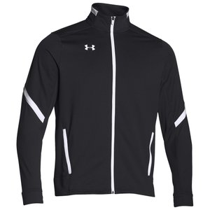 アンダーアーマー メンズ アウター ジャージ Under Armour Team Qualifier Warm-Up Jacket|fermart