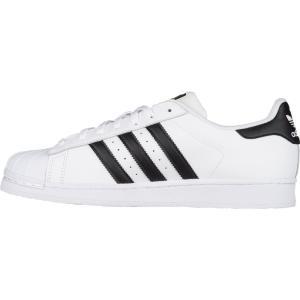 アディダス adidas Originals メンズ スニーカー シューズ・靴 Superstar White/Black/White fermart