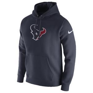 ナイキ メンズ パーカー トップス Nike NFL Pullover Fleece Club Hoodie Navy|fermart