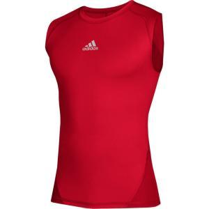 アディダス adidas メンズ フィットネス・トレーニング ノースリーブ トップス Team Al...