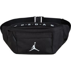 ナイキ ジョーダン Jordan ユニセックス ボディバッグ・ウエストポーチ バッグ Jumpman Crossbody Bag Black/White|fermart