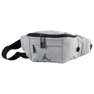 ナイキ ジョーダン Jordan ユニセックス ボディバッグ・ウエストポーチ バッグ Ele Jacquard Crossbody Bag Cool Grey|fermart