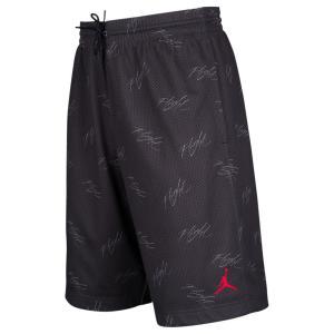 ナイキ ジョーダン メンズ ボトムス・パンツ バスケットボール Jumpman Flight GFX Mesh Shorts Black|fermart
