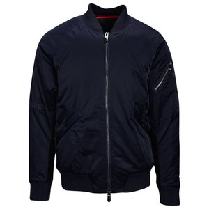 ナイキ ジョーダン Jordan メンズ ブルゾン アウター JSW J-1 Jacket Blackened Blue/Germain Blue|fermart