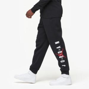 ナイキ ジョーダン Jordan メンズ ボトムス・パンツ Jumpman Air Fleece Pants Black/Gym Red|fermart