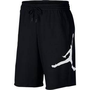 ナイキ ジョーダン メンズ ボトムス・パンツ バスケットボール Jumpman Fleece Shorts Black/White|fermart