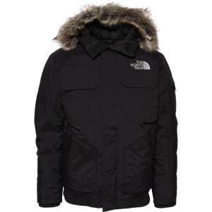 ザ ノースフェイス メンズ コート アウター Gotham Jacket III Tnf Black|fermart