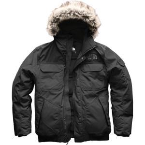 ザ ノースフェイス The North Face メンズ ジャケット アウター Gotham Jacket III Asphalt Grey/Tnf Black fermart