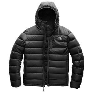 ザ ノースフェイス The North Face メンズ ダウン・中綿ジャケット アウター Aconcagua Hooded Jacket Tnf Black|fermart
