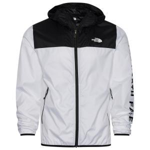 ザ ノースフェイス The North Face メンズ ジャケット ウィンドブレーカー アウター Cyclone 2.0 Windbreaker Jacket White/Black fermart