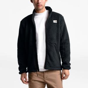 ザ ノースフェイス The North Face メンズ ジャケット アウター campshire sherpa full-zip jacket Tnf Black Past Season Product fermart