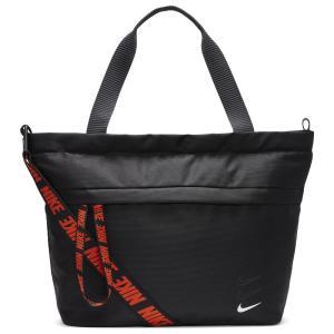 ナイキ Nike ユニセックス トートバッグ バッグ Essential 2 Way Tote Black/Red/White fermart