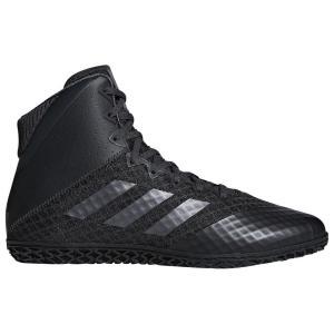 アディダス adidas メンズ シューズ・靴 レスリング Mat Wizard 4 Carbon/Black fermart
