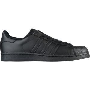 アディダス adidas Originals メンズ スニーカー シューズ・靴 Superstar Black/Black/Black fermart