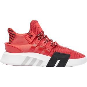 アディダス adidas Originals メンズ バスケットボール シューズ・靴 EQT Basketball ADV Real Coral/White/Black|fermart