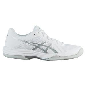 アシックス ASICS レディース シューズ・靴 バレーボール GEL-Tactic 2 White/Silver|fermart
