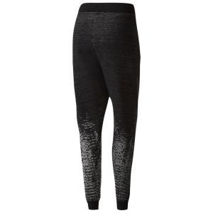 アディダス レディース スウェット・ジャージ ボトムス・パンツ adidas Athletics ZNE Pulse Knit Pants Black Multi|fermart