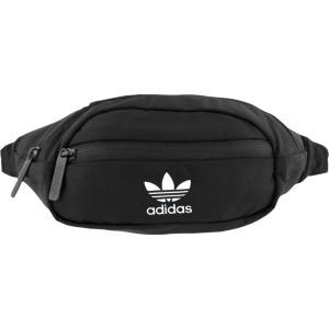 アディダス adidas Originals ユニセックス ボディバッグ・ウエストポーチ バッグ National Waist Pack Black/White|fermart