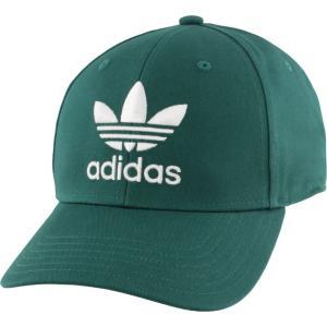 アディダス adidas Originals メンズ キャップ スナップバック 帽子 Icon Precurve Snapback Noble Green/White fermart
