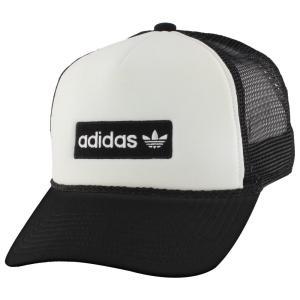 アディダス adidas Originals メンズ キャップ 帽子 Forum Trucker Cap White|fermart
