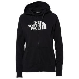 ザ ノースフェイス The North Face レディース パーカー トップス half dome full zip hoodie Tnf Black/Tnf White fermart