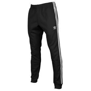 アディダス adidas Originals メンズ スウェット・ジャージ ボトムス・パンツ superstar track pants Black fermart