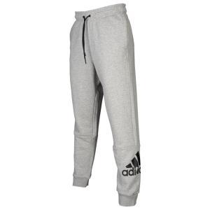 アディダス adidas Athletics メンズ ジョガーパンツ ボトムス・パンツ Badge Of Sport Jogger Medium Grey Heather/Black|fermart