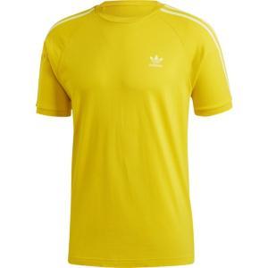 アディダス adidas Originals メンズ Tシャツ トップス California T-Shirt Yellow|fermart