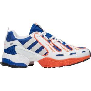 アディダス adidas Originals メンズ ランニング・ウォーキング シューズ・靴 EQT Gazelle Power Blue/Grey/Solar Red|fermart