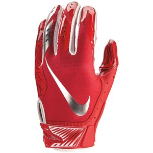 ナイキ メンズ グローブ アメリカンフットボール Vapor Jet 5.0 Football Gloves University Red/University Red/Chrome fermart