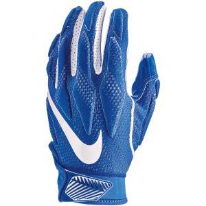 ナイキ メンズ グローブ アメリカンフットボール Superbad 4.5 Football Gloves Game Royal/Game Royal/White|fermart