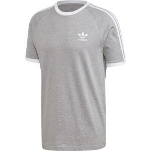 アディダス adidas Originals メンズ Tシャツ トップス california t-shirt Medium Grey Heather|fermart