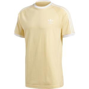 アディダス adidas Originals メンズ Tシャツ トップス california t-shirt Easy Yellow|fermart