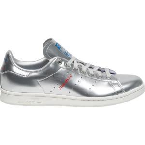 アディダス adidas Originals メンズ テニス シューズ・靴 Stan Smith Silver/White/Space Tech|fermart