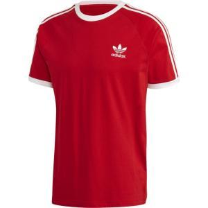 アディダス adidas Originals メンズ Tシャツ トップス California T-Shirt Scarlet|fermart